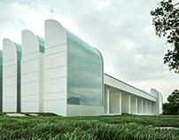 Bauhaus | Exterior Rendering