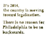 Philadelphia Decriminalizing Marijuana