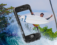 LifeProof Web Banners
