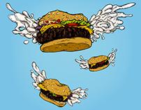 Bob's Flying Burgers