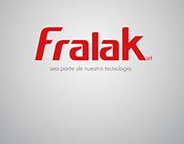 FRALAK Logo and Stationery