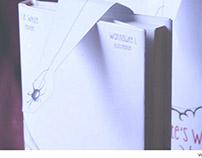 •Book Jacket Design•