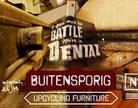 BUITENSPORIG - Up-cycling Furniture