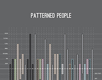 Patterned People