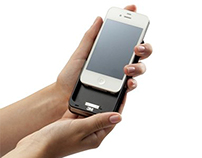 3M - iPhone 4 Projector Sleeve