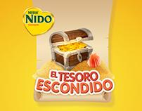 App El tesoro Escondido NIDO®