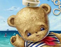Baby Navy Bear