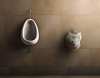 Molfix Urinal