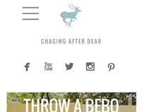 Chasing After Dear - Design 2