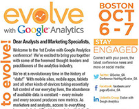 Evolve Boston Show Guide