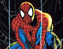 Marvel Masterpieces Sketch Cards