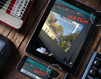 Jeep EZ-Hatch Website Design and Development