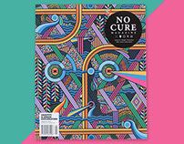 No Cure Issue 5 'Graffiti & Urban Exploration'