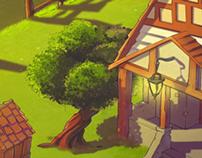 Farming Game Concept