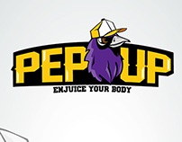 PEP UP_ENJUICE YOUR BODY