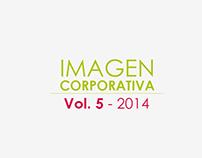 Imagen corporativa Vol.5 -2014