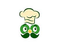 Identidad Corporativa para portal de gastronomía