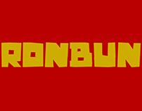 Ronbun Typeface