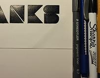 BANKS INK