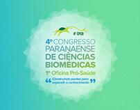 4º Congresso Paranaense de Ciências Biomédicas