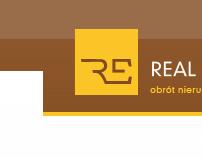 : RealEstate - logo and web layout proposal