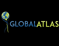 "Logo Animation ""Global Atlas"" Argentina"
