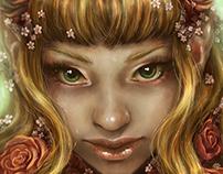 Huldra Princess