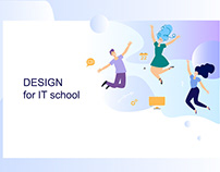 Design for IT school