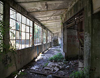 An Abandoned Complex in northern Italy