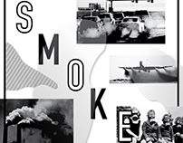 Smoke Pollution Poster