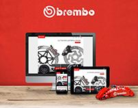 BREMBO_web site