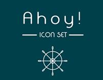 Ahoy- icons