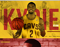 Kyrie Irving Shoe Site