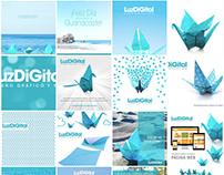 Branding & Social Media - LuzDigital Studio