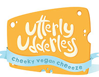 LOGO_Utterly Udderless vegan cheese