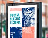 Identidad | Casa Nacional del Bicentenario