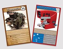 Projeto Acadêmico | Card Sistemas de Impressão.