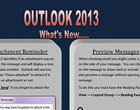 "Outlook 2013 ""What's New"""