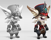 Kled the Cantankerous Cavalier _ Riot Games 2016