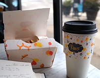 Branding Project: Pause Cafe