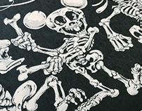 Disney Skeleton Parody