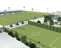 Vistas propuesta club deportivo