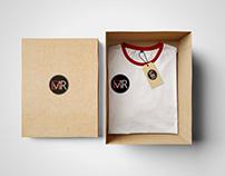 DMR brand of sportswear