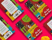 Life Isn't All Ha Ha Hee Hee | Book Cover