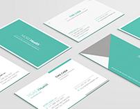 Healthcare company VI design