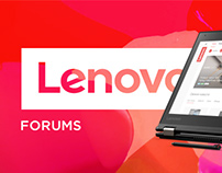 Lenovo official russian community