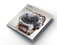 Publication Design- Brochure Design