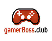 gamerBoss.club - Logo Design