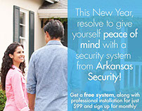 Arkansas Security Marketing Elements