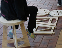 The Flat-Pack Stool Project